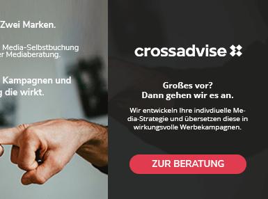 crossadvise - Die Media-Agentur mit Herz aus München