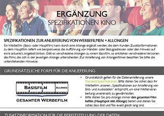 Werbefilmen_Allongen