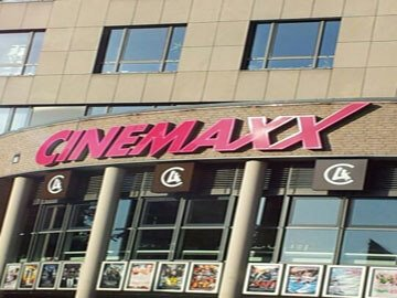 Werbung im Cinemaxx Krefeld
