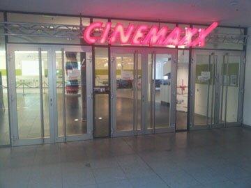 Cinemaxx Heilbronn, Berliner Platz 10, 74072 Heilbronn