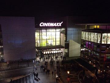 Cinemaxx Bielefeld, Ostwestfalenstr 1, 33613 Bielefeld