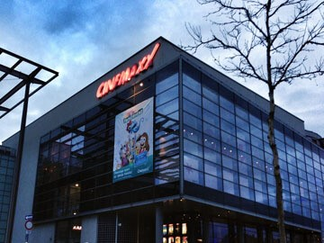 Cinemaxx Regensburg, Friedenstr. 25, 93053 Regensburg