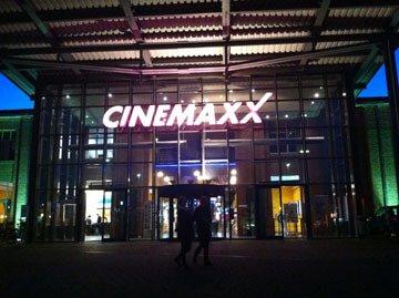 Cinemaxx Göttingen, Bahnhofsallee 3, 37081 Göttingen