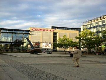 Cinemaxx Magdeburg, Kantstr. 6, 39104 Magdeburg