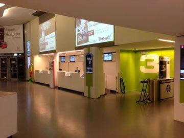 Werbung im Cinemaxx Oldenburg
