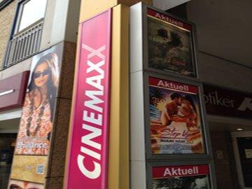 Cinemaxx Hamburg, Quarree 2-8, 22041 Hamburg
