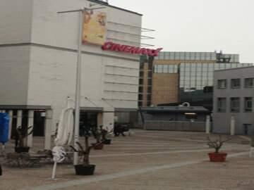 Cinemaxx Stuttgart, Robert-Bosch-Platz 1, 70174 Stuttgart
