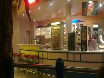 Arkaden Cinema Wiesbaden, Bleichstr. 45-47, 65183 Wiesbaden