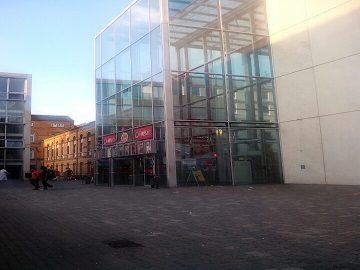 Cineplex Aachen, Borngasse 30, 52064 Aachen