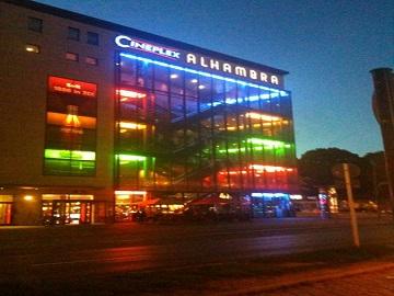 Cineplex Alhambra Berlin, Seestr. 94, 13353 Berlin