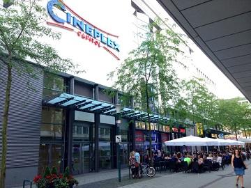 Cineplex Kassel, Wilhelmsstr. 2a, 34117 Kassel