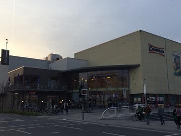 Werbung im Cineplex Lippstadt