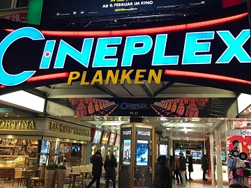Cineplex Mannheim, P4 13, 68161 Mannheim