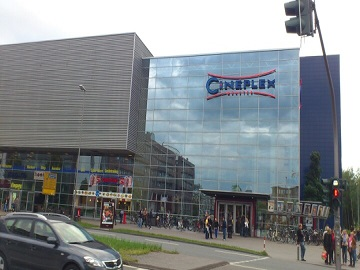 Cineplex Münster, Albersloher Weg 14, 48155 Münster