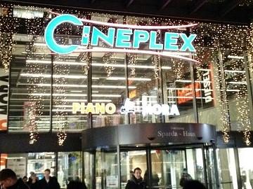 Cineplex Passau, Nibelungenplatz 5, 94032 Passau