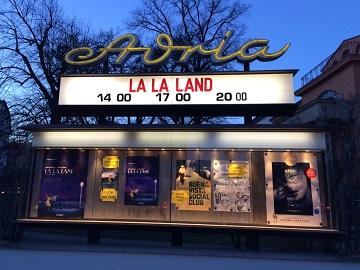 Kinowerbung Adria Filmtheater Berlin