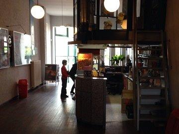 Kinowerbung ALA Kino Falkensee