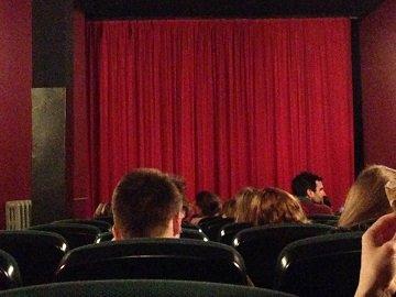 Kinowerbung Cinema Berlin Bundesallee