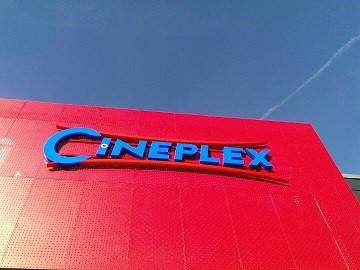 Kinowerbung Cineplex Amberg
