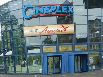 Kinowerbung Cineplex Dormagen