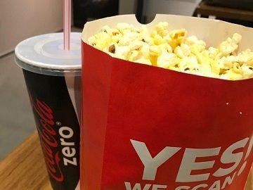 Kinowerbung Cineplex Germering