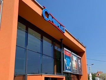 Kinowerbung Cineplex Kino im Kulturhaus Gotha