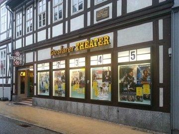 Kinowerbung Goslarer Theater