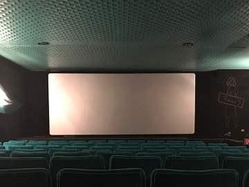 Kinowerbung Residenz Kinocenter Arnsberg