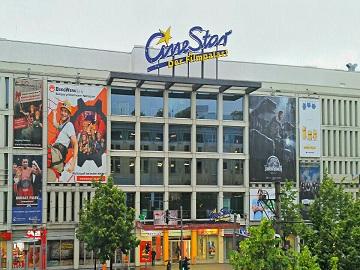 Werbung im CineStar H 1-7