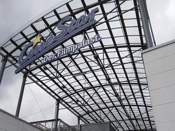 Cinestar Frankfurt, Mainzer Landstr. 681, 65933 Frankfurt (Main)