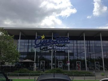 Werbung im CineStar Ingolstadt
