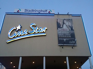 Cinestar Neubrandenburg, Friedrich-Engels-Ring 55, 17033 Neubrandenburg