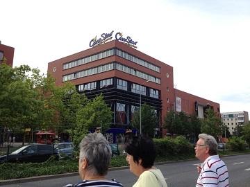 Werbung im CineStar Rostock