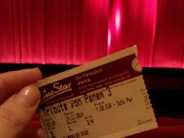 Kinowerbung CineStar Jena