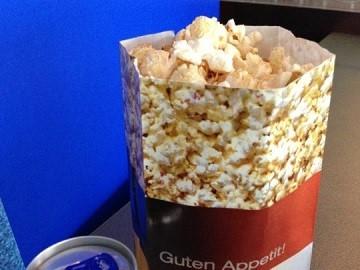 Kinowerbung CineStar Stralsund