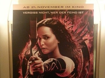 Kinowerbung CineStar Weimar