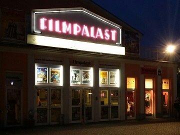 Kinowerbung Filmpalast Riesa