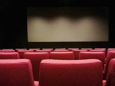 Werbung im Cineplex Aichach