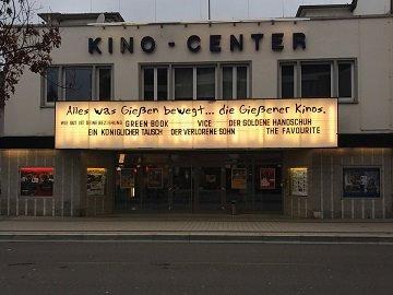 Kinocenter Gießen, Bahnhofstr. 34, 35390 Gießen