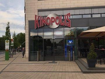 Kinopolis Gießen, Ostanlage 43-45, 35390 Gießen