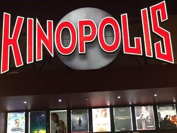 Kinowerbung Kinopolis Hanau