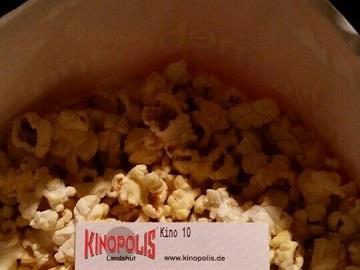 Kinowerbung Kinopolis Landshut