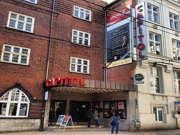 Kino Mega Movie Schwerin