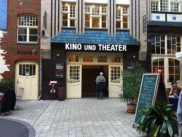 Hackesche Höfe Kino Berlin, Rosenthaler Str. 40, 10178 Berlin