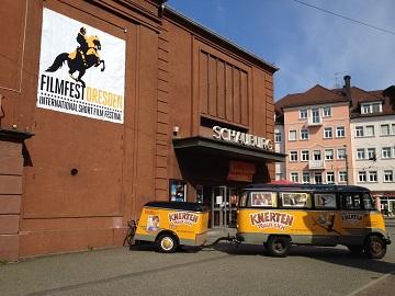 Schauburg Dresden, Königsbrücker Str. 55, 01099 Dresden