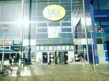 Kinowerbung UCI Kino Dresden