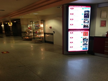 Werbung im UCI Kino Paderborn