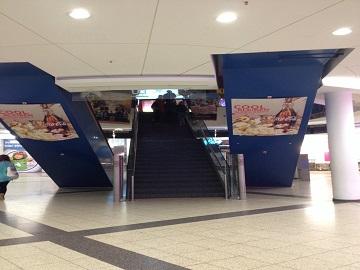Werbung im UCI Kino Potsdam