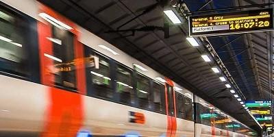 Regionale Verkehrsmittelwerbung