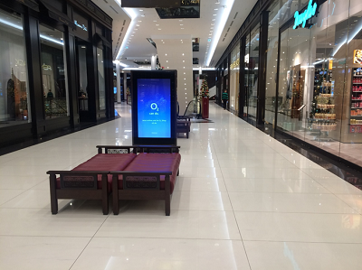 Digital Out of Home: Mall-Channel